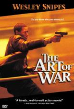 Art of War Movie Poster