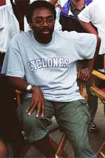 Spike Lee directs Touchstone's 25th Hour - 2002
