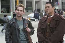 Seann William Scott and Chow Yun Fat in MGM's Bulletproof Monk - 2003