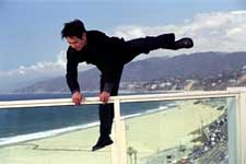 Jet Li in Warner Brothers' Cradle 2 The Grave - 2003