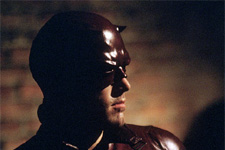 Ben Affleck as the title character of 20th Century Fox's Daredevil - 2003