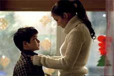 Tyler Posey and Jennifer Lopez in Columbia's Maid In Manhattan - 2002