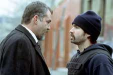 Ray Liotta and Jason Patric in Paramount's Narc - 2002
