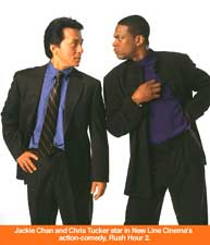 Publicity Shot for Rush Hour 2