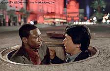Scene from Rush Hour 2
