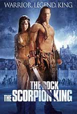 The Scorpion King Poster