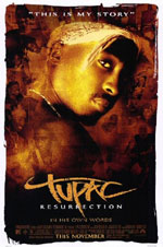 Movie Poster Image for Tupac Resurrection
