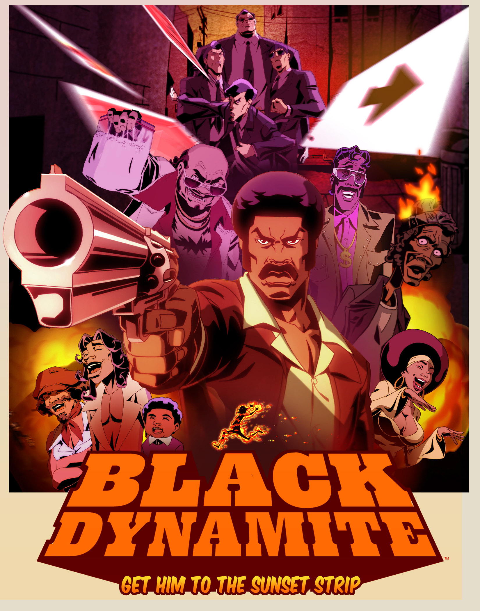 ... : Tommy Davidson Talks 'Black Dynamite' Animated Series Season 2